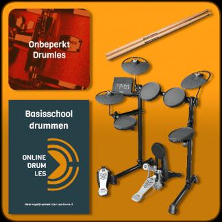 Online-Drumles-Starterspakket