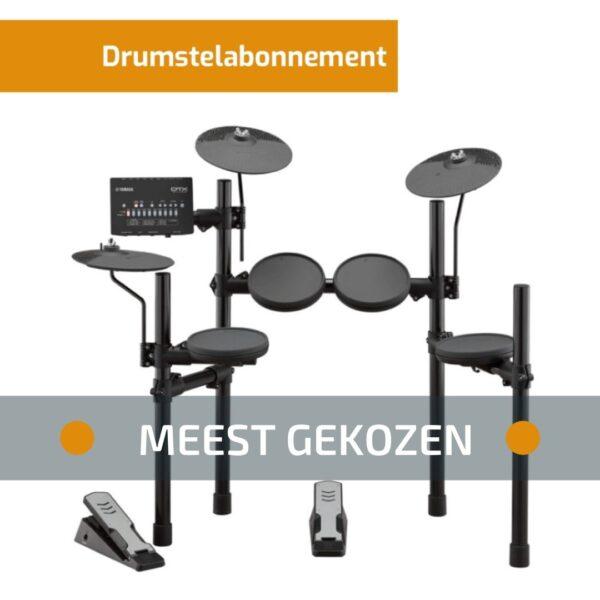 Yamaha DTX402K Drumstelabonnement