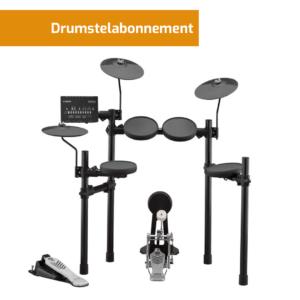 Yamaha DTX432K Drumstelabonnement