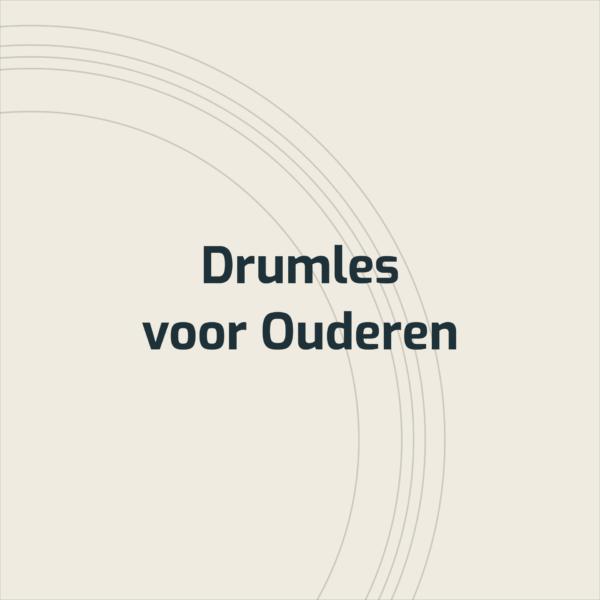 Drumles voor ouderen product foto