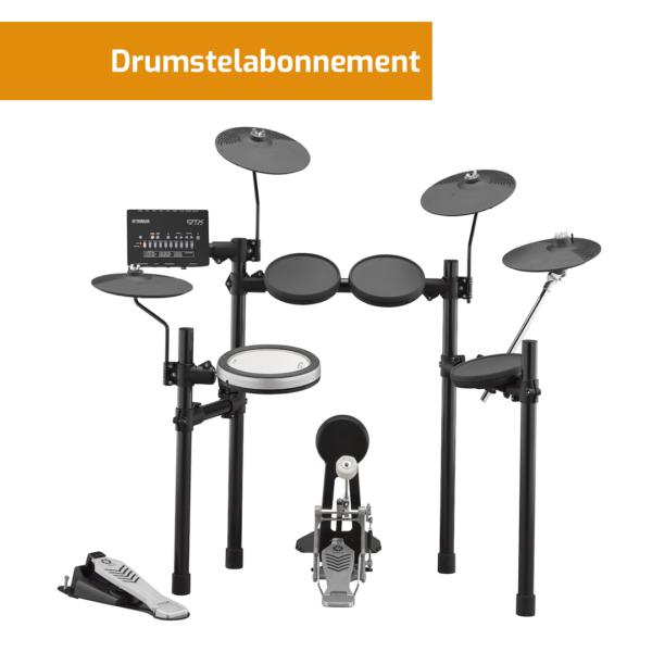Yamaha DTX482K Drumstelabonnement
